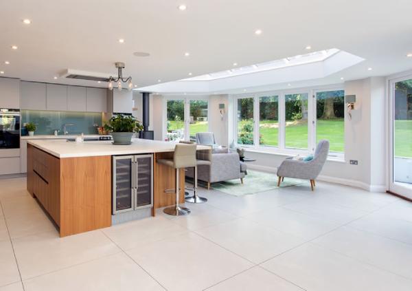 سقف شیک کناف برای آشپزخانه