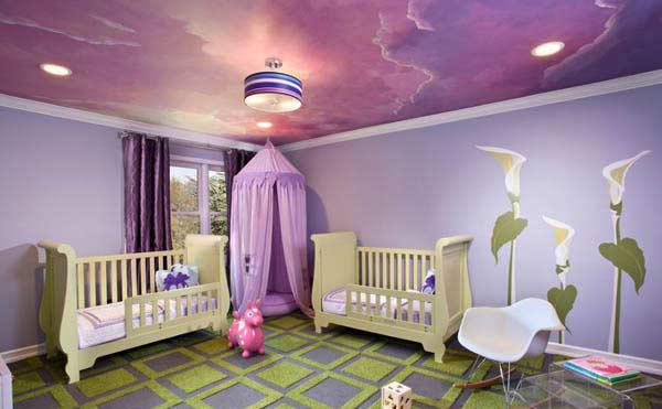 نوسازی اتاق خواب کودک