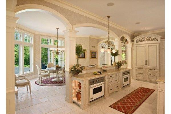مدل جدید آرک آشپزخانه کناف