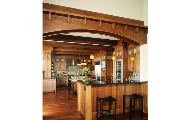 نصب و اجرای آرک آشپزخانه