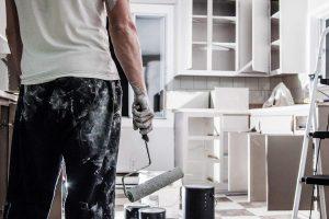 مراحل بازسازی منزل