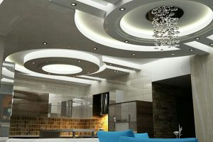سقف کاذب رابیتس