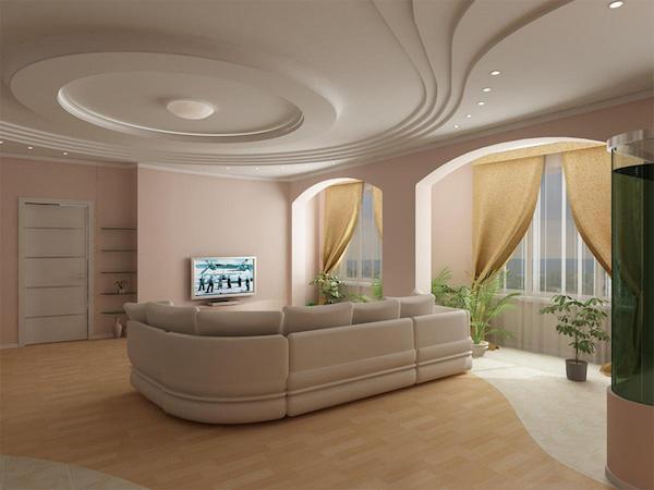 طراحی دیوار کناف