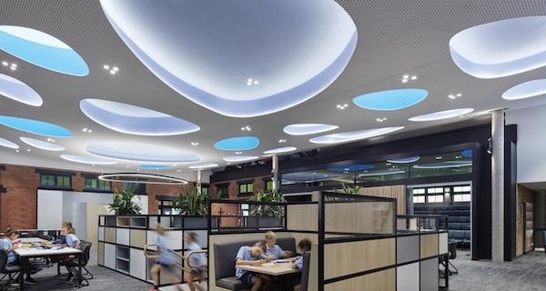 طرح جدید سقف های کنافی