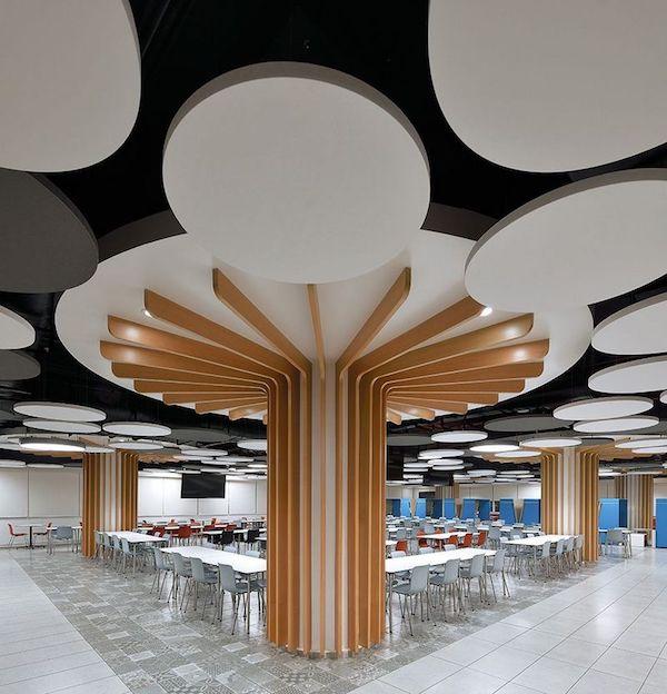 نمونه طرح سقف کناف