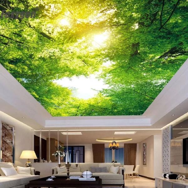 سقف کشسان ساتن