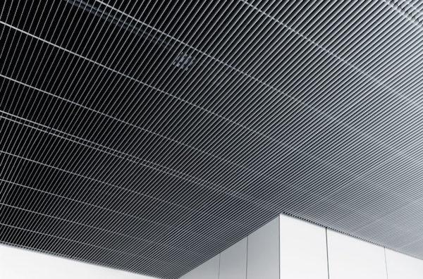 هزینه نصب سقف کاذب لوور