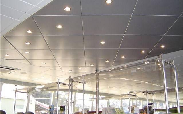 کاربرد سقف کاذب دامپا