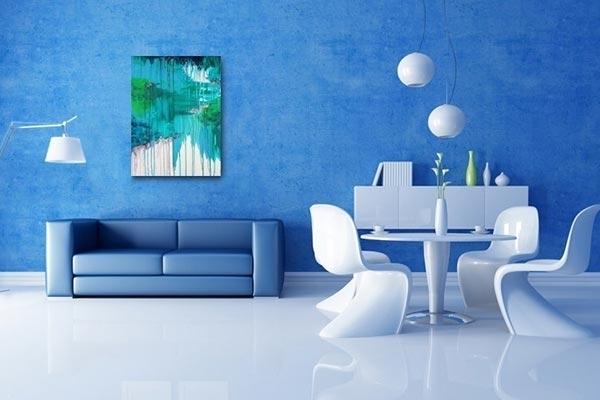 برتری کاغذ دیواری نسبت به رنگ در مدل و طرح