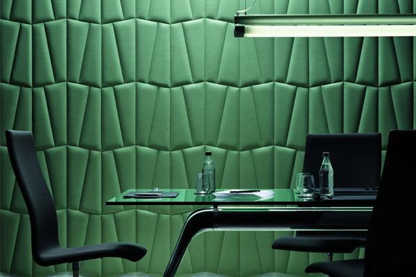 خصوصیات دیوارپوش سه بعدی چرمی