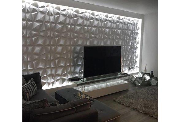 طرح های جدید پانل های سه بعدی دکوارتیو