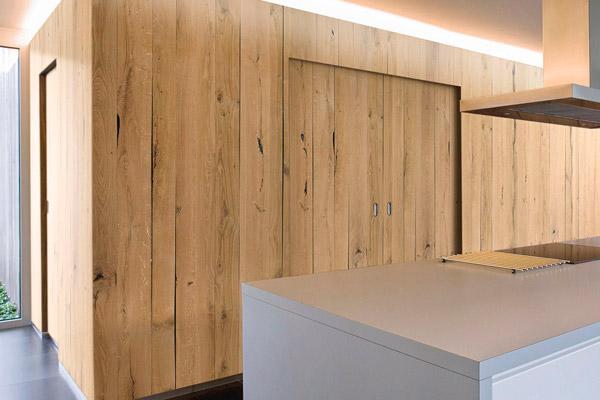 مزایای استفاده از دیوارپوش چوبی MDF