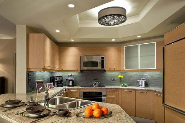 انواع سقف کاذب مناسب برای آشپزخانه