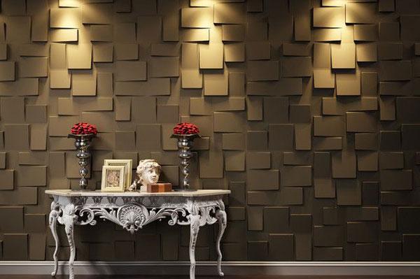 دیوارپوش سه بعدی PVC چیست ؟