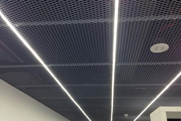 ساختار سقف مشبک کی پلاس