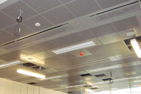 مزایای سقف فلزی