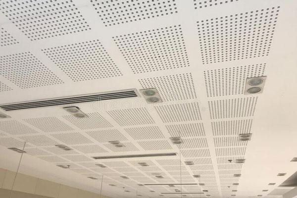 مزایا سقف مشبک کی پلاس