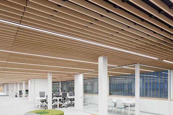 مشخصات سقف کاذب فلزی
