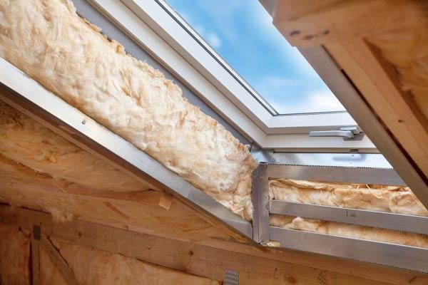 انواع عایق سقف