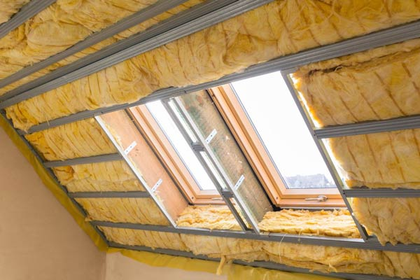 متریال های عایق کاری سقف ساختمان