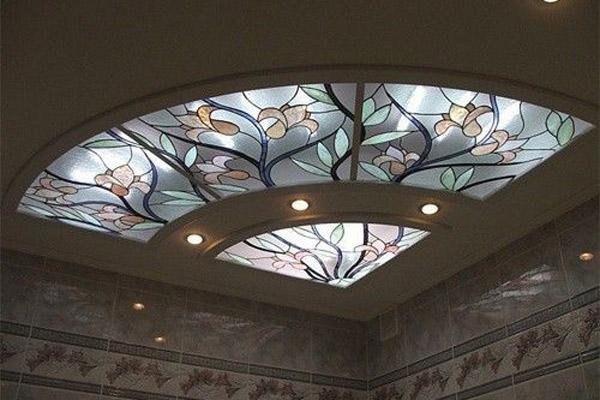 معایب سقف شیشه