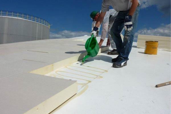روش های عایق بندی سقف
