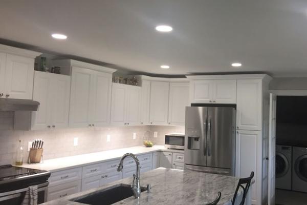 نورپردازی سقف با چراغ LED