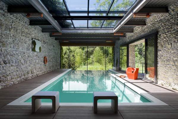 کاربرد سقف های شیشه ای