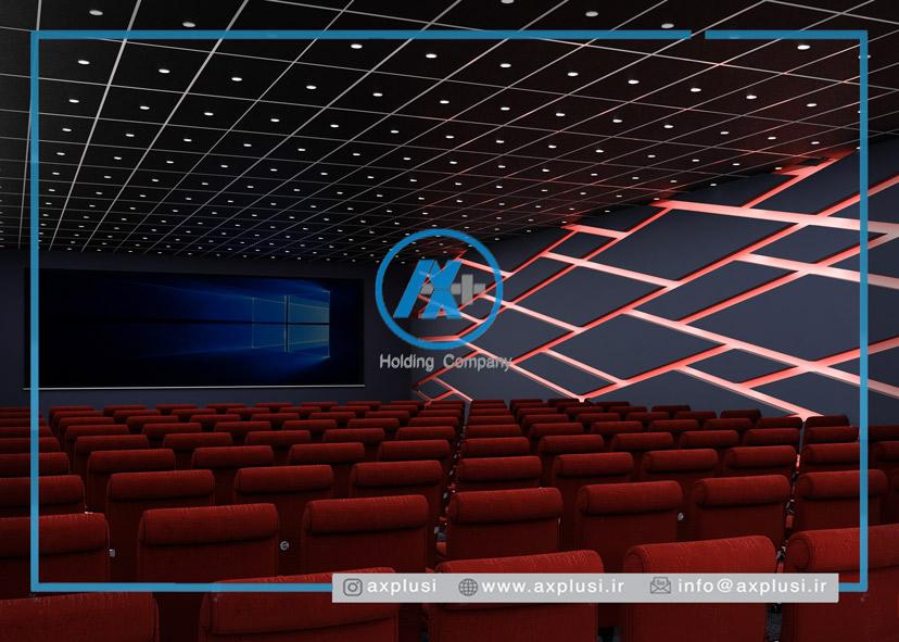 سقف کاذب سینما